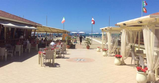 PHOTO ( 2 ) Beach with reduced rates - Hotel Stella del Mare